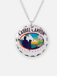 Laurel Canyon Logo Necklace