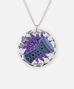 cheat sheet Necklace
