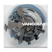Vancouver Tile Coaster