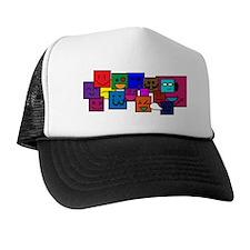 Box Family Trucker Hat