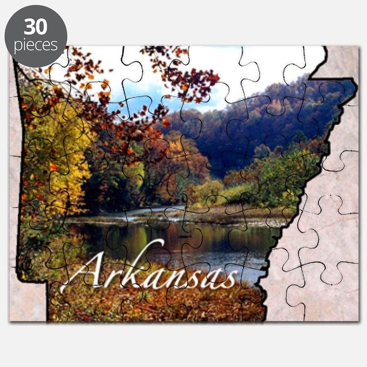 ArkansasMap28 Puzzle