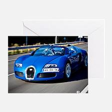 Bugatti9 Greeting Card