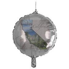 CaliforniaMap28 Balloon