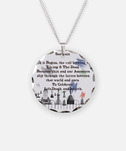 Ghost Among Us3 Necklace