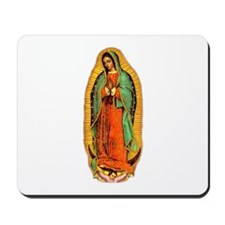 Mary - Virgin of Guadalupe  Mousepad