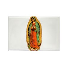 Mary - Virgin of Guadalupe Rectangle Magnet