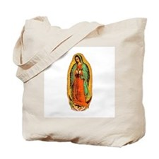 Mary - Virgin of Guadalupe Tote Bag