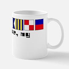 napeague ny nautical-page1 Mug
