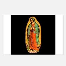 Mary - Virgin of Guadalupe Postcards (Package of