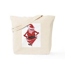 Cool Santa Tote Bag