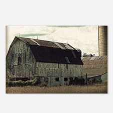 Antique Barn Postcards (Package of 8)