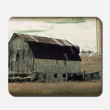 Antique Barn Mousepad