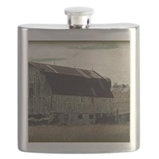 Antique Barn Flask