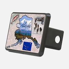 AlaskaMap28 Hitch Cover