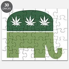 Green Republican Puzzle