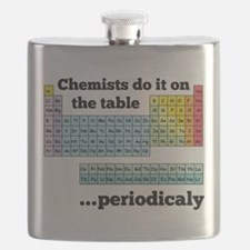 Chemists do it on the table Flask
