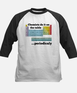 Chemists do it on the table Baseball Jersey