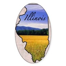 Illinois Decal