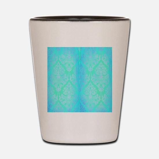 indian-print-2 Shot Glass