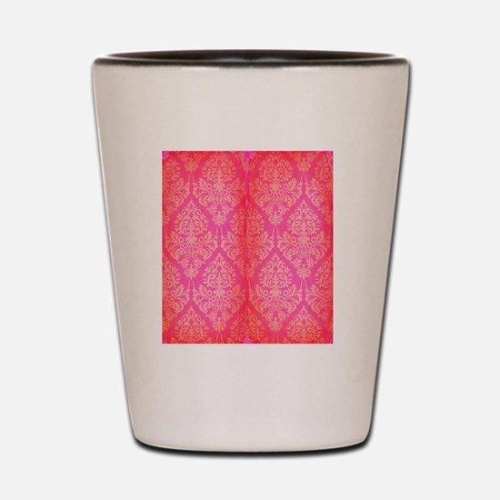 indian-print Shot Glass