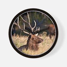 Elk (8) Wall Clock