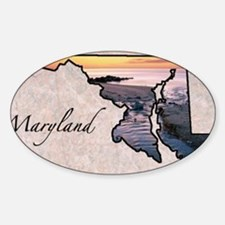 Maryland Decal