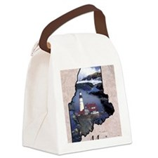 Maine Canvas Lunch Bag