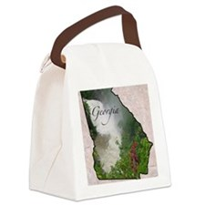 Georgia Canvas Lunch Bag