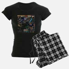 bull bear video game Pajamas