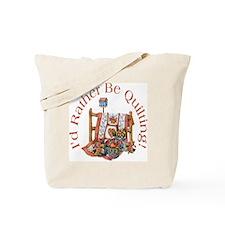 quiltoriglg Tote Bag
