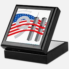 911_10thAnni01 Keepsake Box