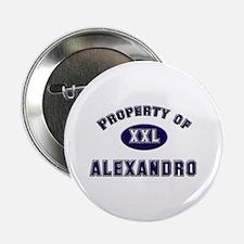 Property of alexandro Button