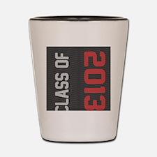 2013 Shot Glass
