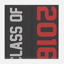 2016 Tile Coaster