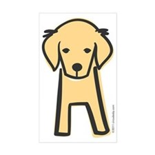 golden_retriever Decal