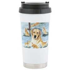 Golden versatility Travel Mug