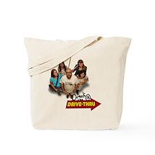 D@DT Album Cover Tote Bag