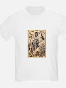 Virgen de Guadalupe - Posada  Kids T-Shirt