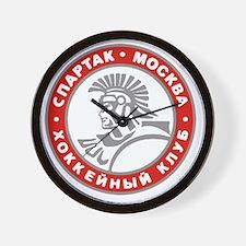 Spartak Wall Clock