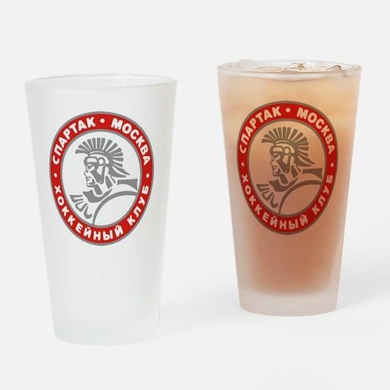 Spartak Drinking Glass
