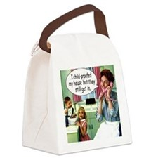 26HCD00Z Canvas Lunch Bag