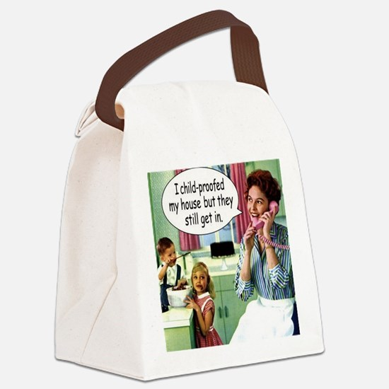 26HCD00Z Canvas Lunch Bag
