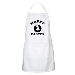 Happy Easter BBQ Apron
