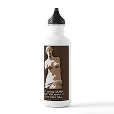 venus-clap-TIL Water Bottle