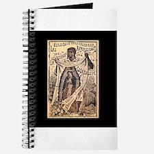 Virgen de Guadalupe - Posada Woodcut Journal