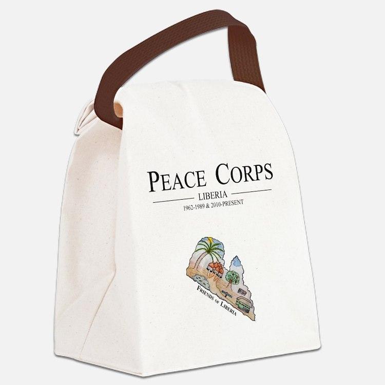 fol tshirt cafe3 Canvas Lunch Bag