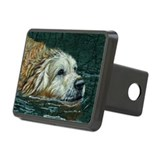 Golden retriever Hitch Covers