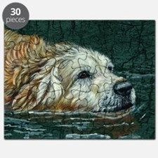 golden old swimmer Puzzle