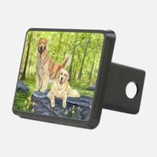 golden pair Hitch Cover
