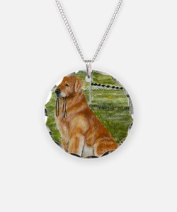 golden obedience Necklace